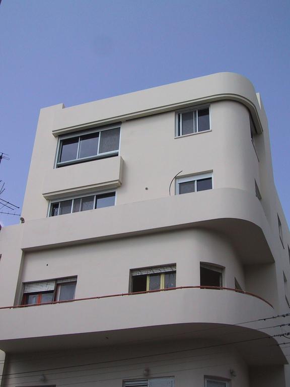 Bauhaus architecture in tel aviv bauhaus tour tel aviv for Architecture bauhaus