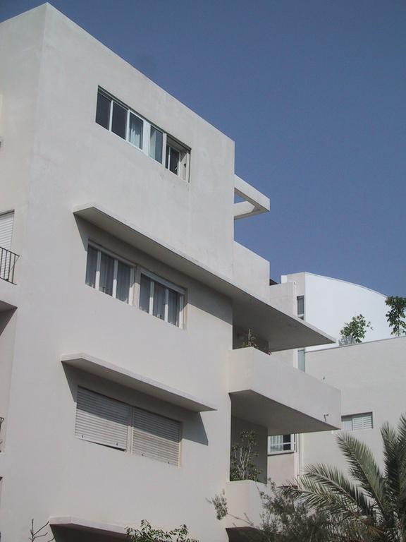 Bauhaus Architecture In Tel Aviv Bauhaus Tour Tel Aviv - Cuisine bauhaus